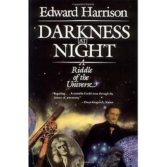 Duisternis bij Nacht: Een Raadsel van het Heelal