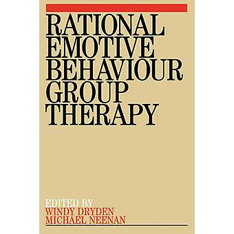 العلاج الجماعي السلوكي الانفعالي العقلاني من قبل Dryden عاصف - مايكل ني