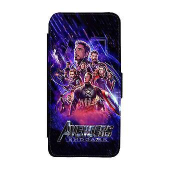 Avengers Endgame Samsung Galaxy S21 Plus Wallet Case