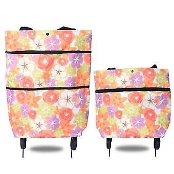 Foldable Shopping Trolley Handbags