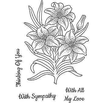 Sweet Dixie Stamp Set - Lillies