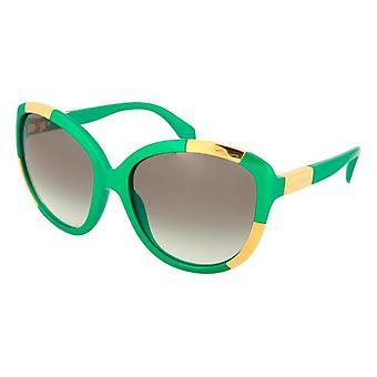 Damen Sonnenbrille Alexander McQueen AM0006S-003 ( 59 mm)