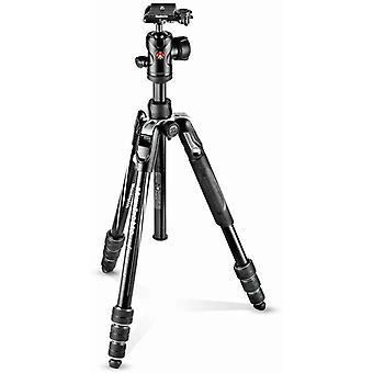 HanFei Befree Advances Kamerastativ-Kit mit Drehverschluss, Reisestativ-Kit mit Kugelkopf, kompakt