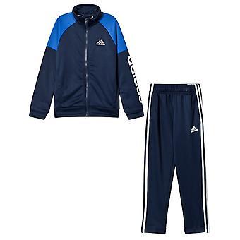 Survêtement pour enfants Adidas YB Linear TS CH