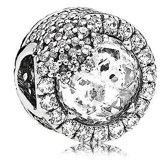 PANDORA Dazzling Snowflake Charm - 796358CZ