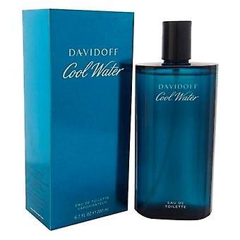 Cool Water Man by Davidoff Eau de Toilette Spray - 200 ml