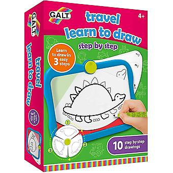 Galt Travel Learn to Draw