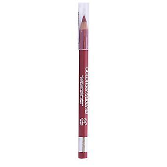 Lip Liner Pencil Color Sensational Maybelline
