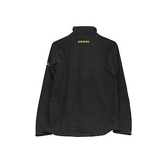 Stanley Gadsden 1/4 Zip Mikro Fleece Musta - XXL STW40006-001