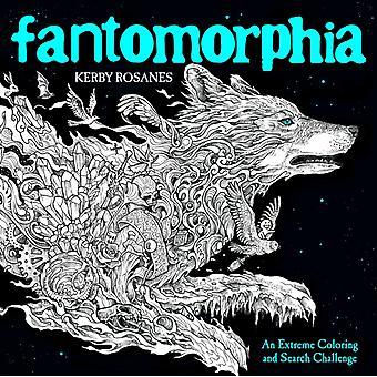 ファントモルフィア カービー・ロサネスによる極端な着色と検索チャレンジ