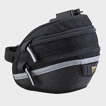 New Topeak Wedge Pack II Saddle Bag Black