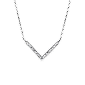 Elli kaulakoru naisten riipus hopea 925 kanssa Swarovski Kristallit, Brilliant Cut(1)