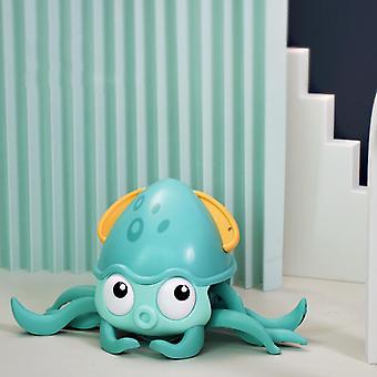Cute Octopus Clockwork Baby Bath Toys