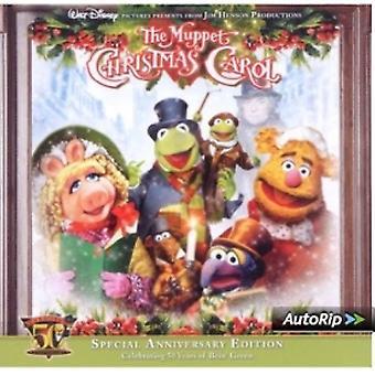 Original Soundtrack - The Muppet Christmas Carol (Music CD)