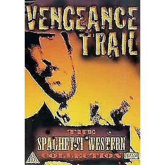 Vengeance Trail DVD