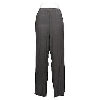 Soft & Cozy Women's Plus Pants Loungewear Pant Gray 613773