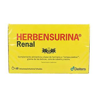 Herbensurin 40 infusion bags