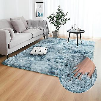 novos 80x120cm h moderno anti slip tie tingindo tapetes macios tapetes tapetes tapetes para sala de estar ou sm18386