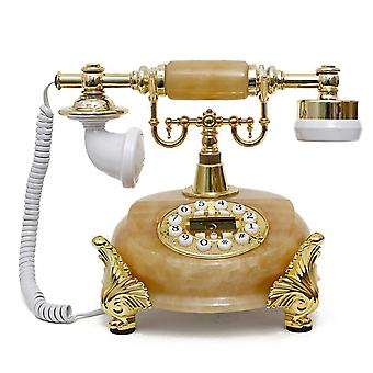 Antique Style Rotary Phone Princess French Style Old Fashioned Handset Telephone Ys-302