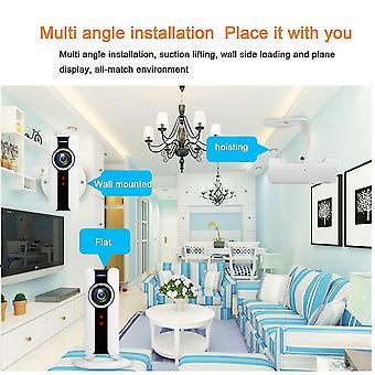 720p Wireless Wifi Camera Panoramic 180