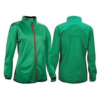Green Coloured Jacket For Womens