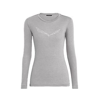 Salewa Solidlogo Dry W 273410624 training all year women t-shirt