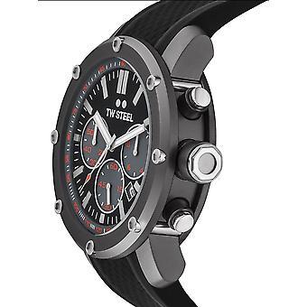 TW Steel TS4 Grandeur Tech men's watch 48mm