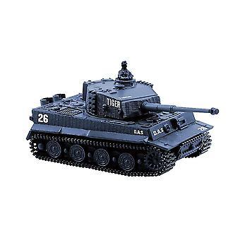 1:72 Fjernbetjening Mini Tank-pansrede Electronic