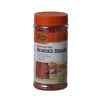 מזון דרקון מזוקן של זילה - 6.5 אונקיות