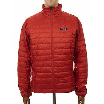 Patagonia Nano Puff Jacket - Roots Red
