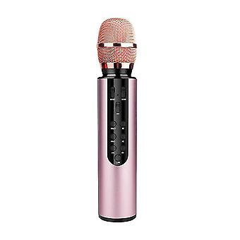 Microphones portable bluetooth microphone wireless9 pink