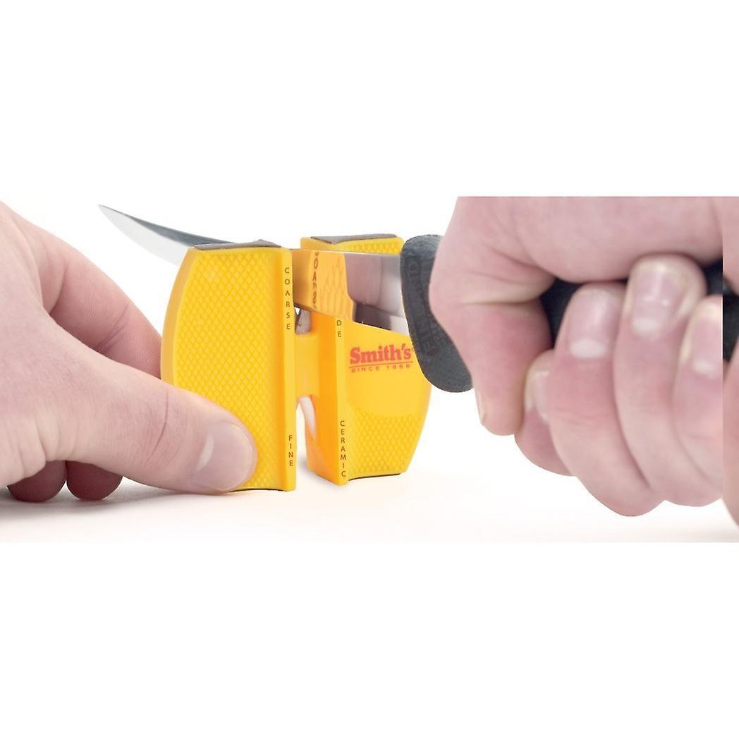 Smiths 2 Schritt Messerschleifer - 10 zweite Spitzer - grob und fein Schleifen