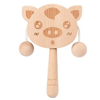 Children's Rattle To Coax The Baby's Educational Musical Instrument
