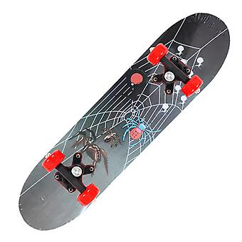 Het Skateboard van het Vierwielige Skateboard van de Cartoon van kinderen