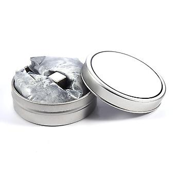 Magnetic Plasticine Slime Clay Putty Handgum For Hand Modeling Anti Stress Toy Silver