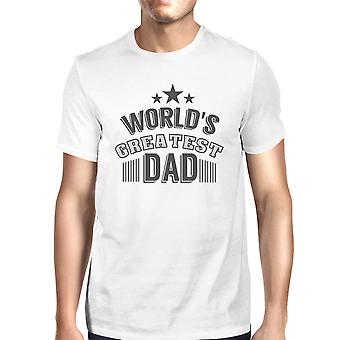 World's Greatest Dad Mens Graphic Shirt Fathers Day Gifts For Him