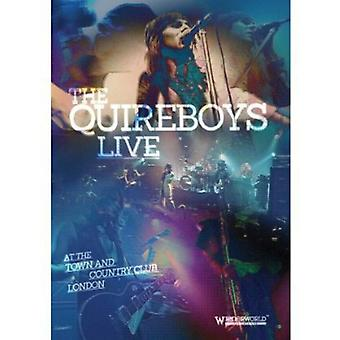 Quireboys - Live at the Town & Country Club [DVD] USA import