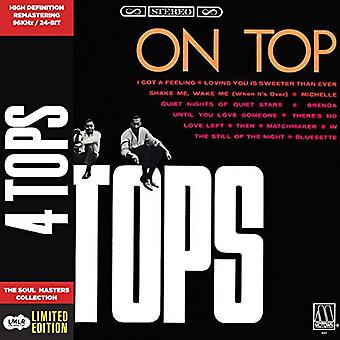 Four Tops - On Top [CD] USA import