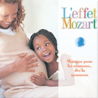 L'Effet Mozart Musique Pour Mamans - L'Effet Mozart: Musique Pour Les Mamans Des La Grossesse [CD] USA import