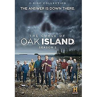 Fluch von Oak Island: Staffel 2 [DVD] USA Import
