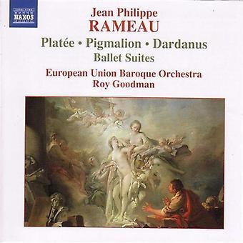 J.P. Rameau - Rameau: Ballet Suites [CD] USA import