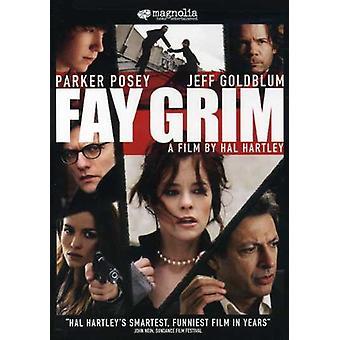 Fay Grim [DVD] USA import