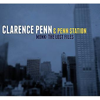 Penn, Clarence/Station, Penn - Monk: Lost Files [CD] USA import