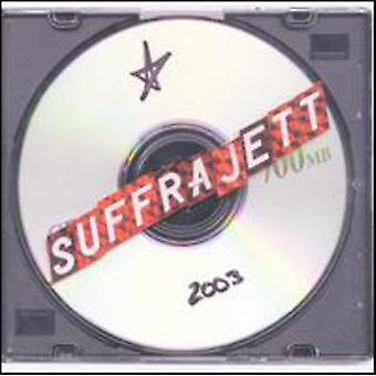 Suffrajett - Suffrajett [CD] USA import