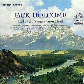 Jack Holcomb - Led by the Masters's Great Hand [CD] USA import
