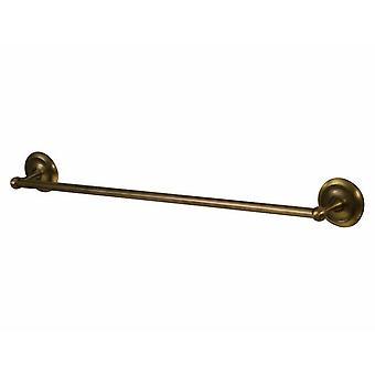 Retro łazienka Antique Brass kąpieli wieszak pojedynczy wieszak wiszący 460 / 610mm