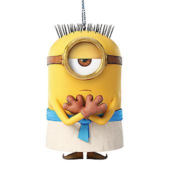 Kurt Adler Despicable Me Egyptian Minion Figure  Holiday Ornament 2 Inches