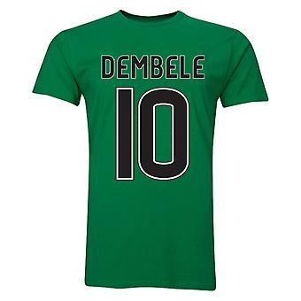 החולצה הקלטית מוסא דמילה (ירוק)