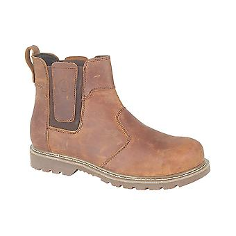 Amblers Abingdon Casual Dealer Boot / Mens Boots
