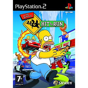 The Simpsons Hit  Run (PS2) - New Factory Sealed
